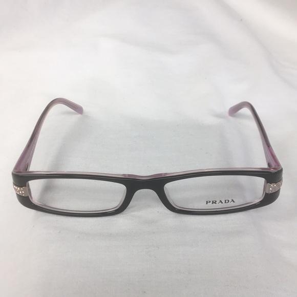99e26428214b Prada Women s Eyeglasses - Frames VPR 181. M 5a610a0a31a3767dd7aa04aa